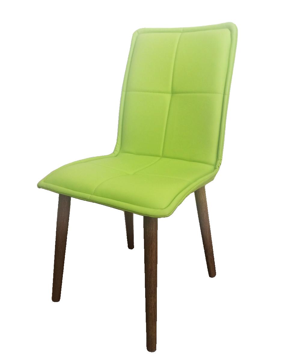 Стул кухонный Цвет Мебели МС 52-3 Зеленый
