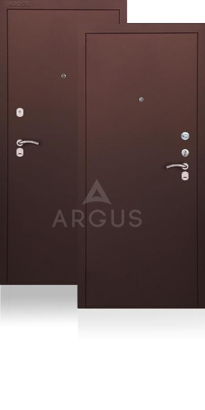 Сейф-дверь Аргус ДА-9 Антик медь