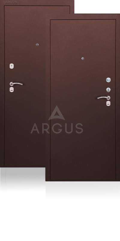Дверь Аргус ДА-9 Антик медь