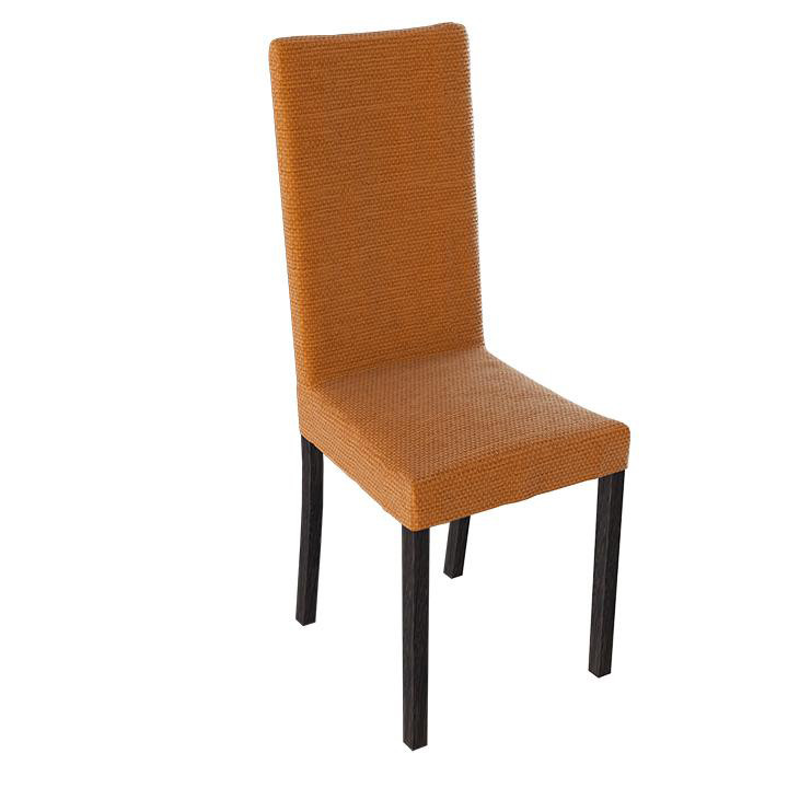Стул кухонный Трия Ромео Венге / Ткань №38 Оранжевый