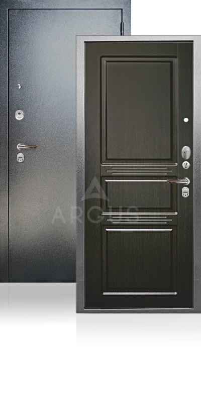 Входная дверь Аргус ДА-64 Сабина Антик серебро / Венге