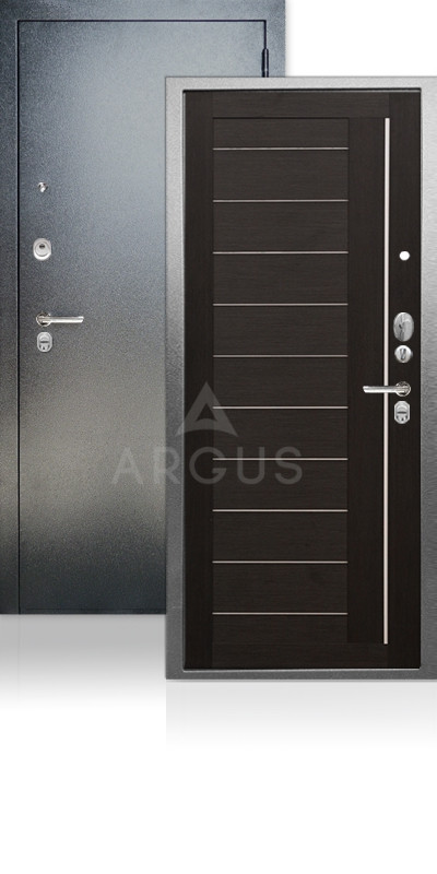 Входная дверь Аргус ДА-67 Диана Антик серебро / Вельвет