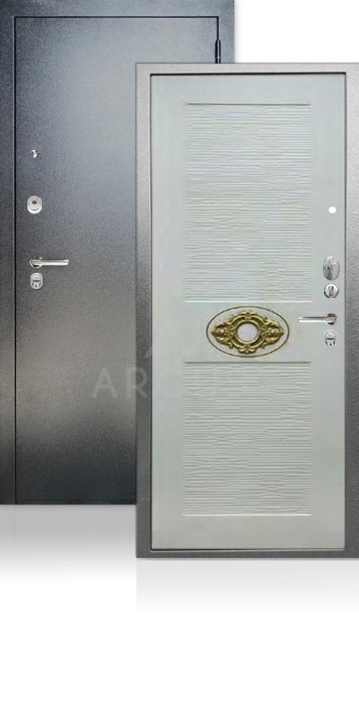 Дверь Аргус ДА-68 Франциск Антик серебро / Ларче светлый