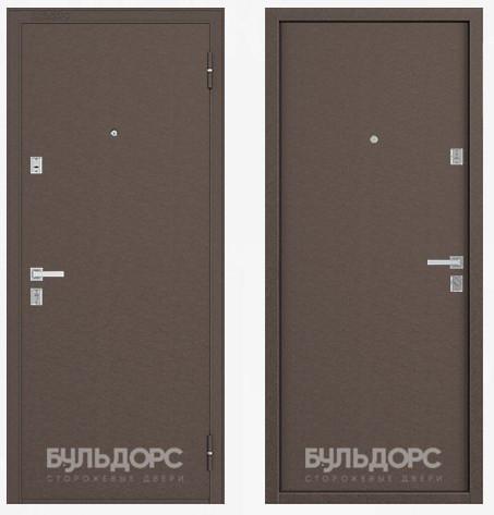Входная дверь Бульдорс Steel-12 Медь