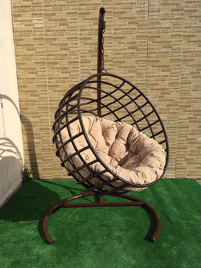 Подвесное кресло из ротанга BiGarden Rimini