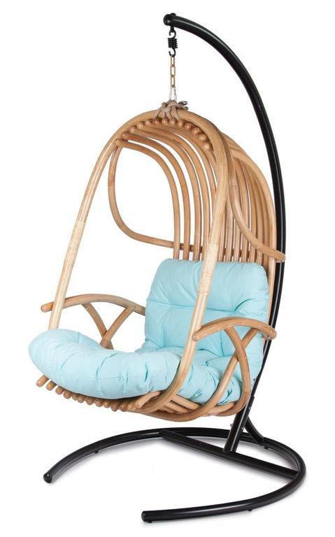 Подвесное кресло из ротанга BiGarden HANGING 003
