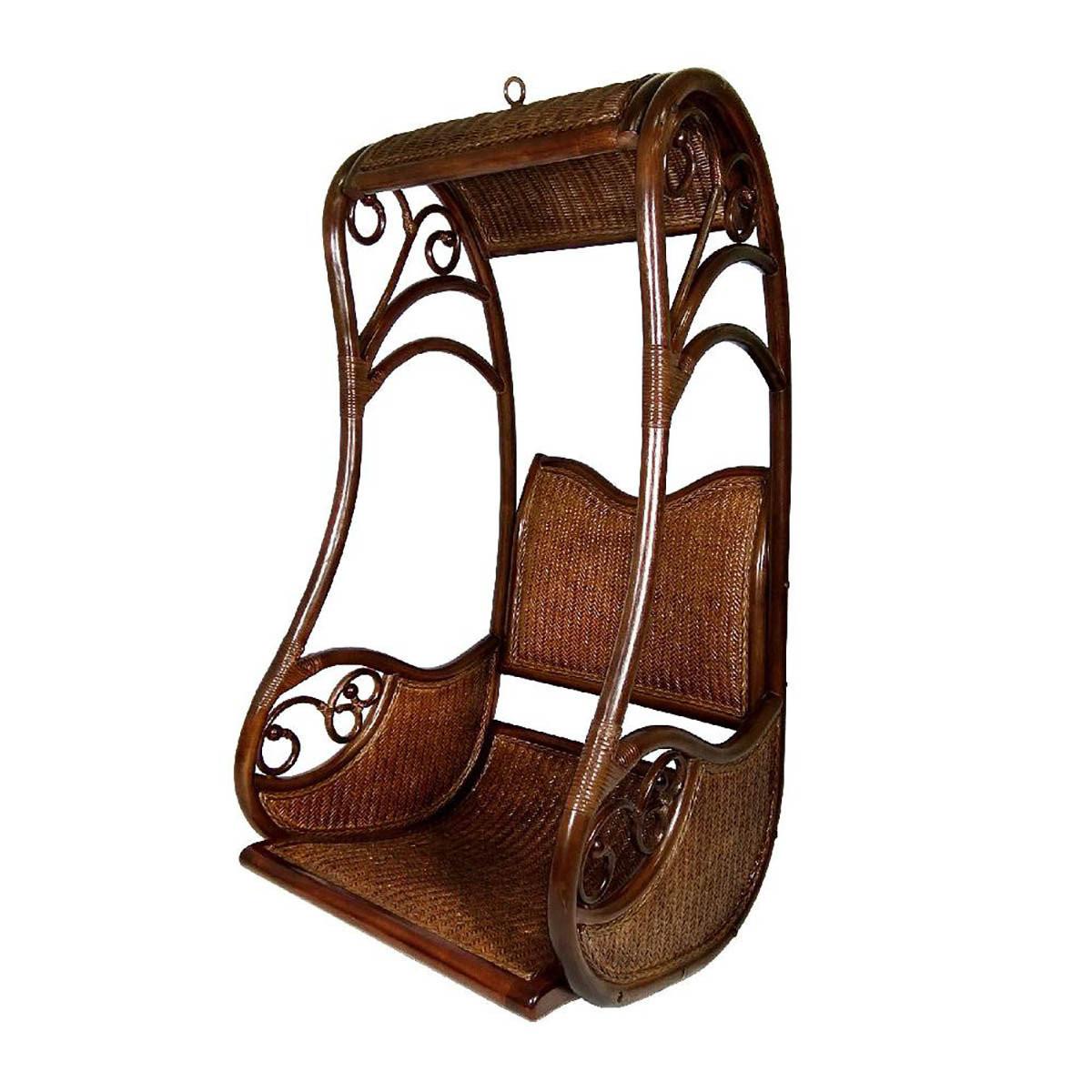 Чаша для подвесного кресла из ротанга BiGarden HANGING