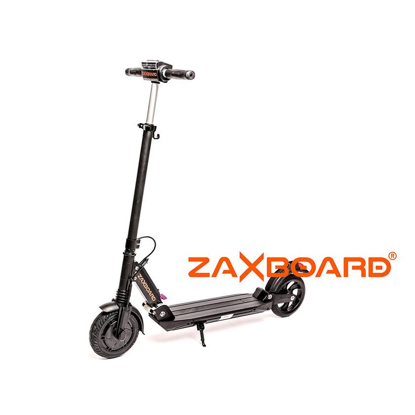 Электросамокат Zaxboard ES-8 Lite черный