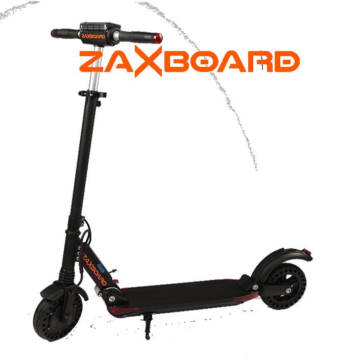 Электросамокат Zaxboard ES-8 Pro черный