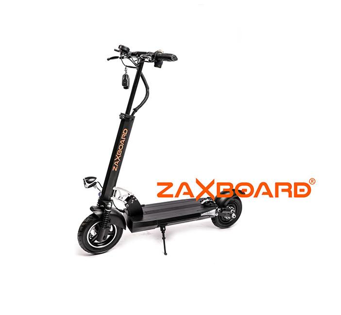 Электросамокат Zaxboard Avatar черный