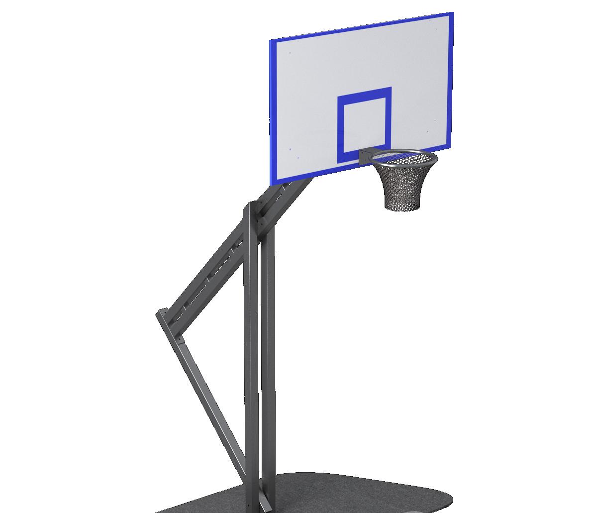 Стойка баскетбольная ARMS 081