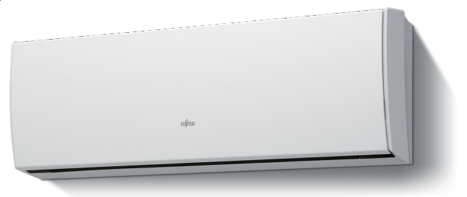 Fujitsu Deluxe Slide Nordic ASYG12LTCB/AOYG12LTCN