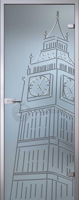 Дверь стеклянная Акма Fantsy Тауэр