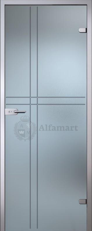Дверь стеклянная Акма Illusion Мария