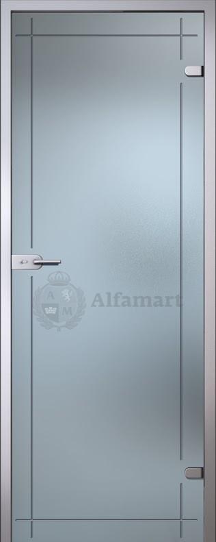 Дверь стеклянная Акма Illusion Изабелла