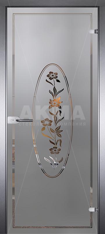 Дверь стеклянная Акма Mirra 0006