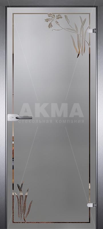 Дверь стеклянная Акма Mirra 0018