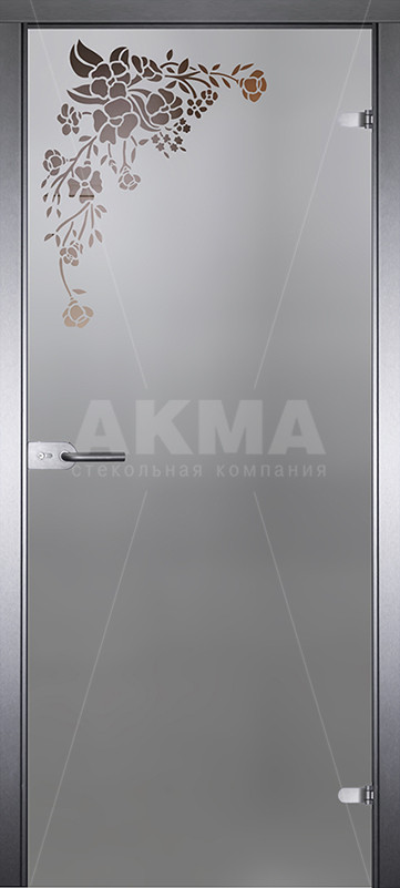 Дверь стеклянная Акма Mirra 0022