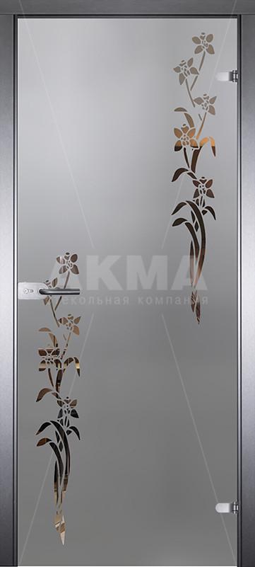 Дверь стеклянная Акма Mirra 0041