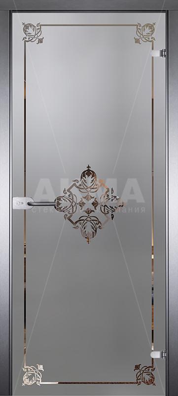Дверь стеклянная Акма Mirra 0060