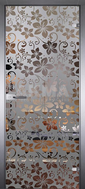 Дверь стеклянная Акма Mirra 0069