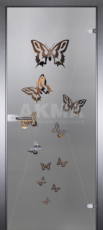 Дверь стеклянная Акма Mirra 0080