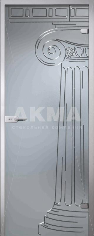 Дверь стеклянная Акма Fantasy Капитель