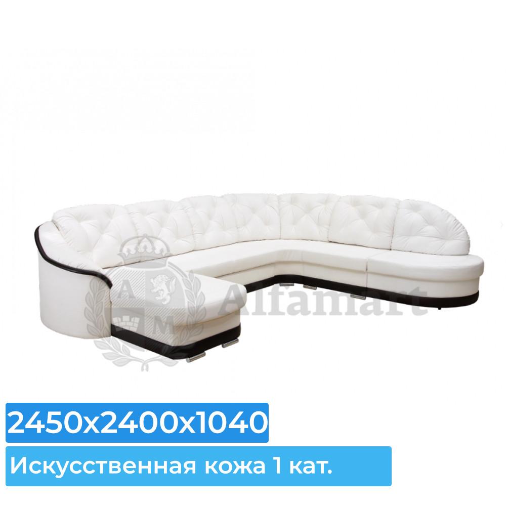 Диван модульный ФМ Сириус Эридан угловой