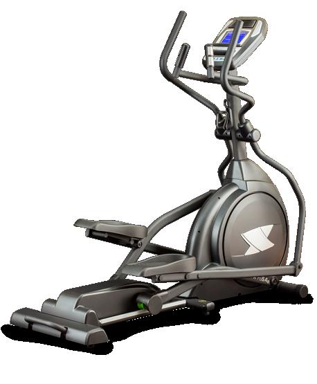 Эллиптический тренажер Hasttings Xterra FS5.4e
