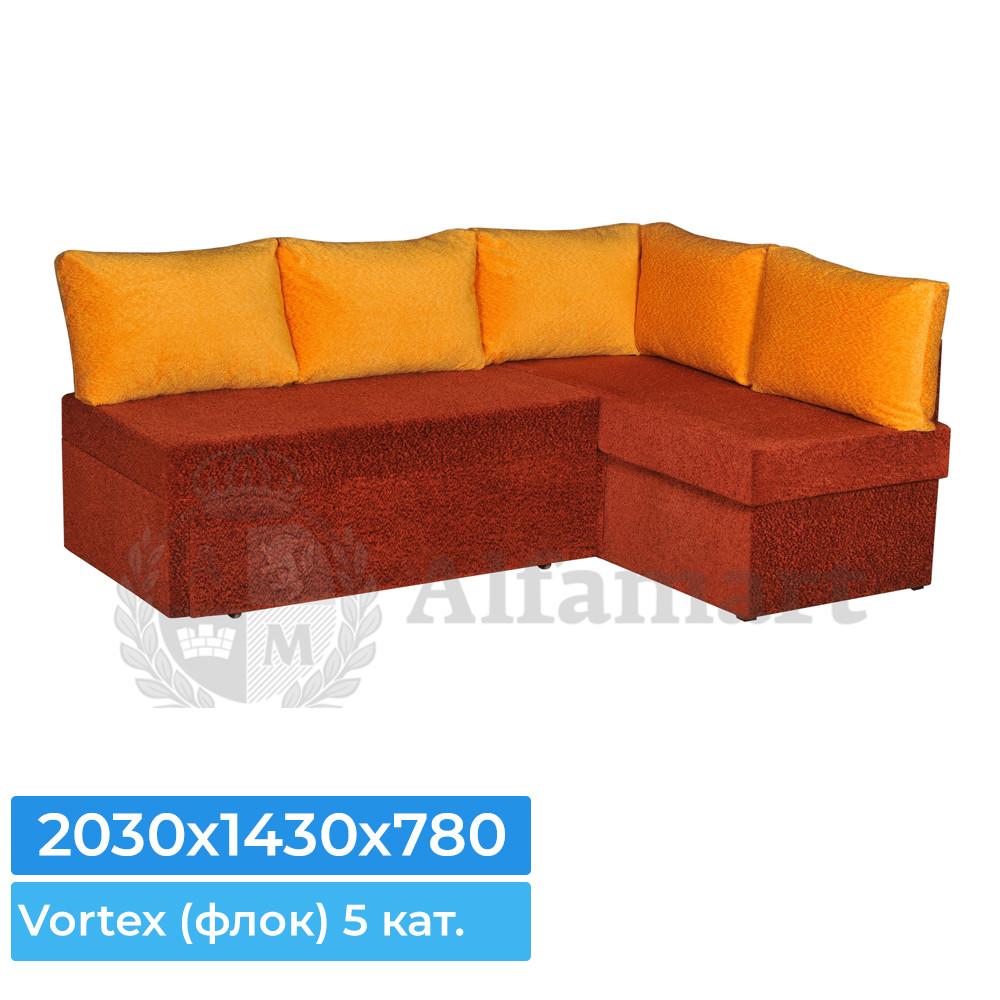 Диван угловой Мебель Холдинг Виола вариант 2
