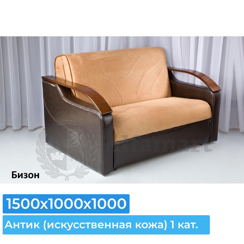 Диван прямой Аккорд Мебель Бизон