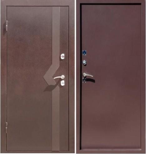 Дверь Изотерма Медь