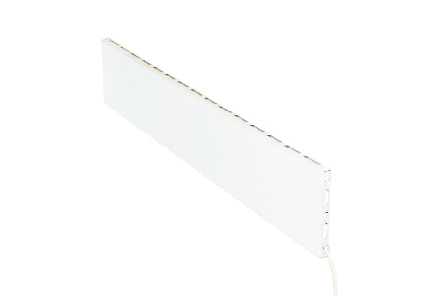 Конвектор отопления плинтусный СТН белый Р-1