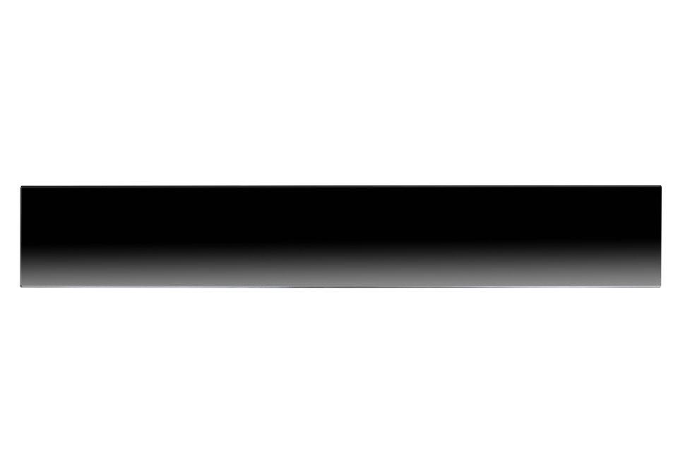 Конвектор отопления плинтусный СТН черный Р-1