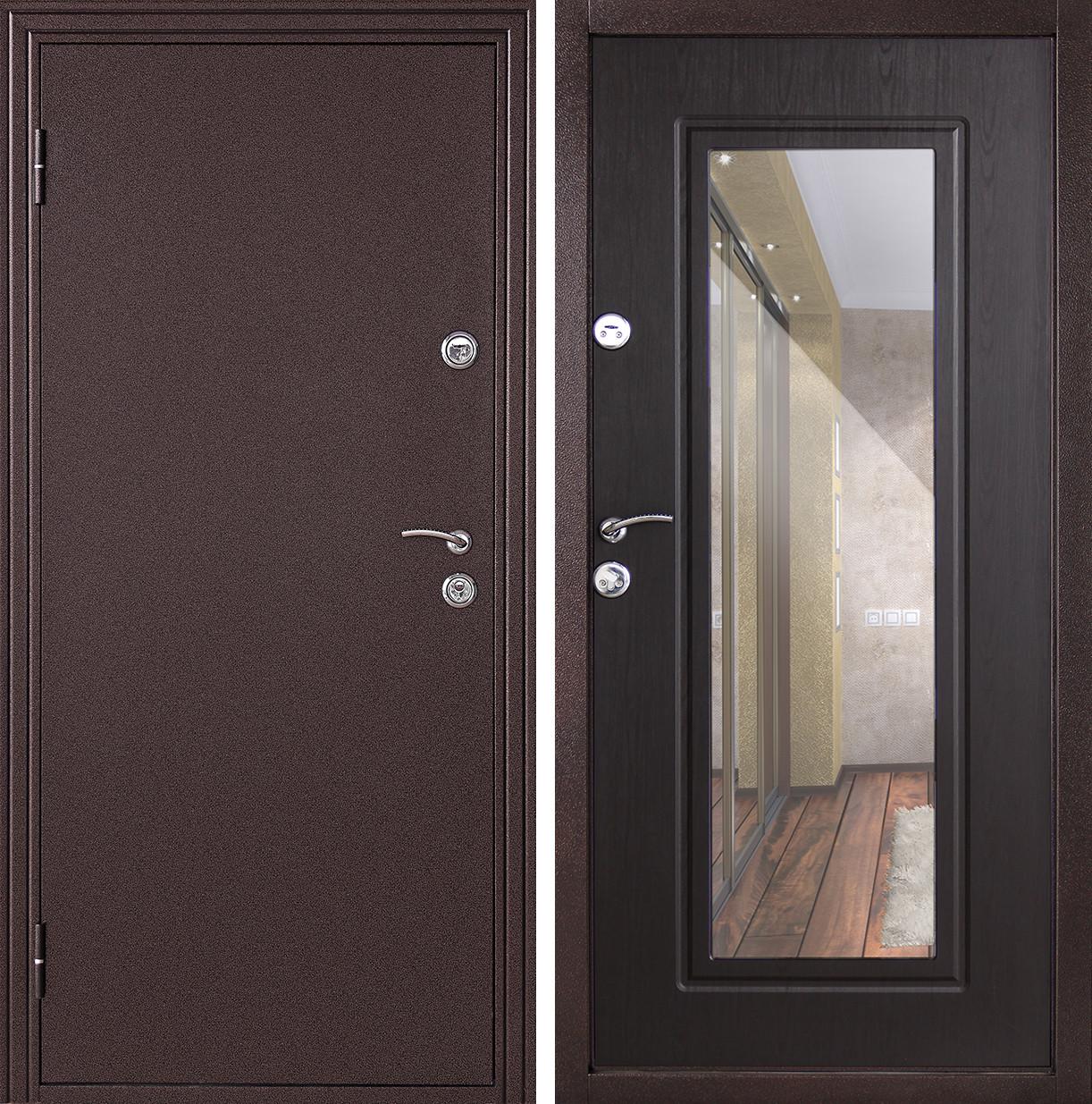 Дверь Дверной Континент Эконом Элегия Венге