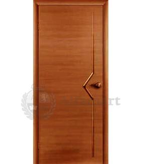 Ламинированная дверь Восход Плато ДГ Миланский орех 2000x700 (ПОСЛЕДНИЙ РАЗМЕР ПО АКЦИИ)