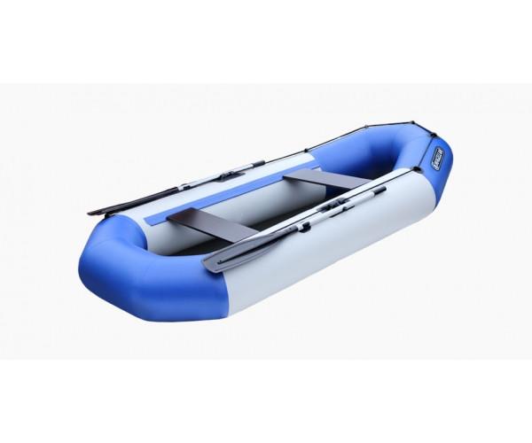 Надувная гребная лодка Aqua Storm St 280ma-34 Magellan Серая