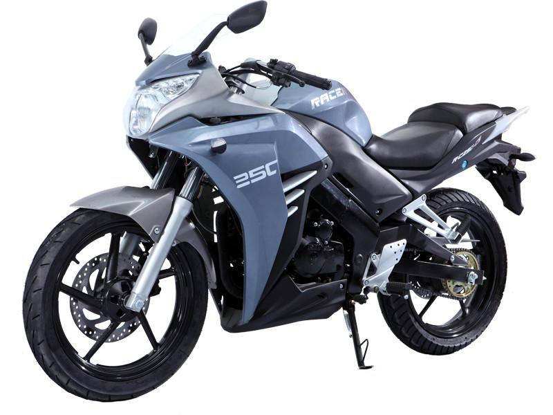 Мотоцикл RACER Skyway RC250CS синий