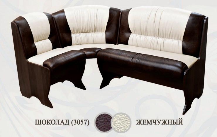 Кухонный уголок Сибирский Двор Торрес Венге / Шоколад / Жемчужный