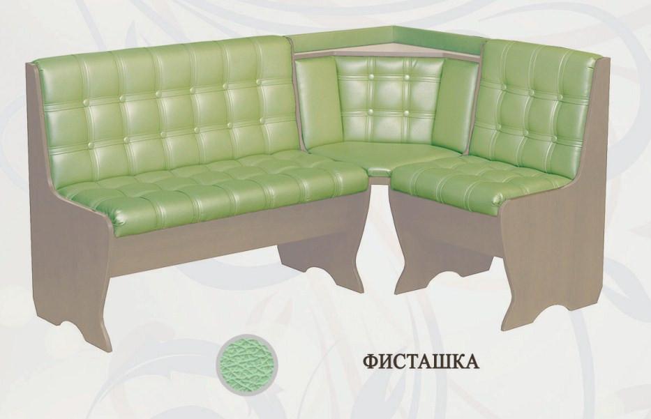 Кухонный уголок Сибирский Двор Эдем Дуб / Фисташка