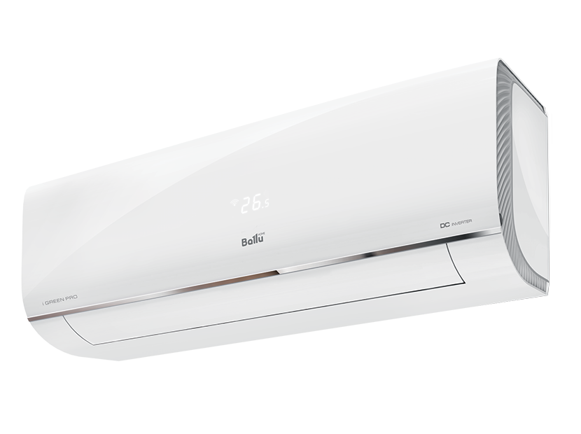 Сплит система Ballu BSAGI-12HN1_17Y комплект серии iGreen PRO ERP DC inverter