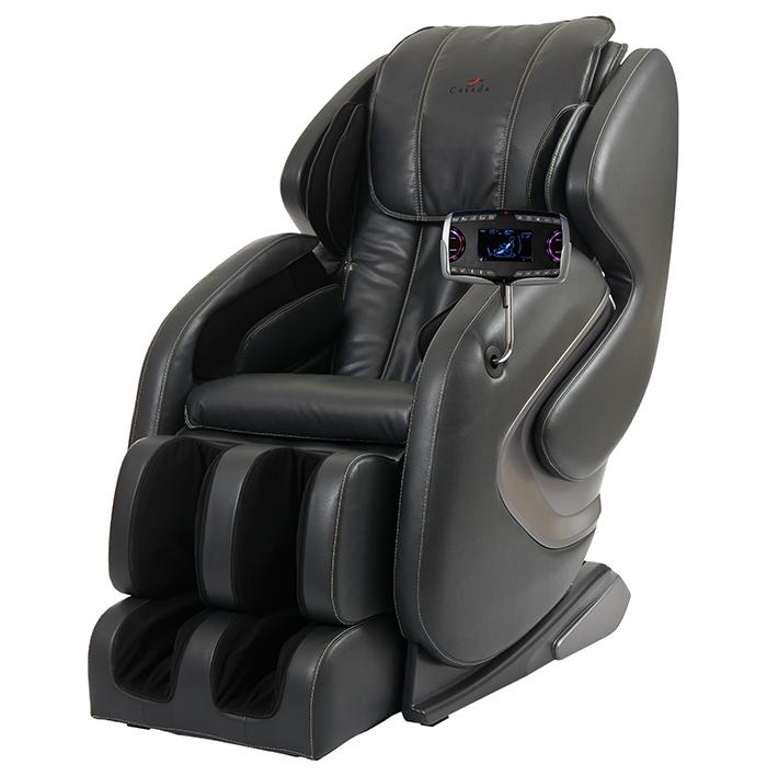 Массажное кресло Casada BetaSonic Braintronics Gray