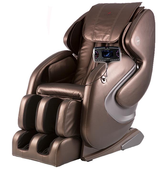 Массажное кресло Casada BetaSonic Braintronics Bronze