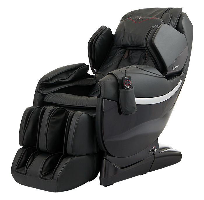 Массажное кресло Casada AlfaSonic Braintronics Gray