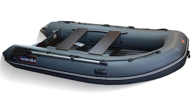 Килевая лодка Хантер 330 А