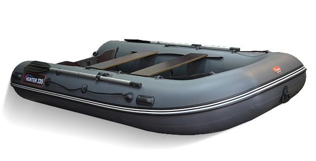 Килевая лодка Хантер 335