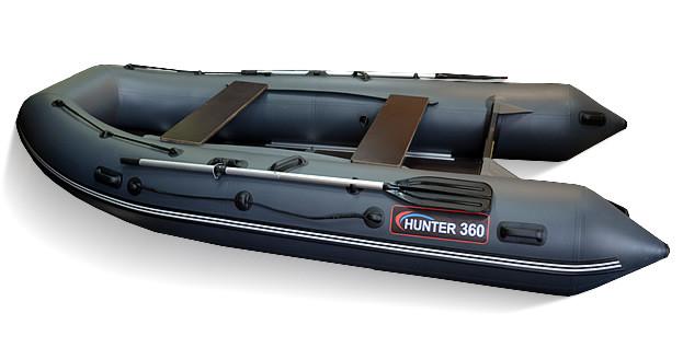 Килевая лодка Хантер 360