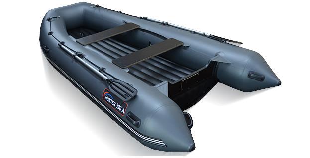 Килевая лодка Хантер 390 А