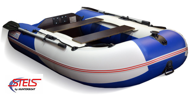 Килевая лодка Хантер СТЕЛС 255