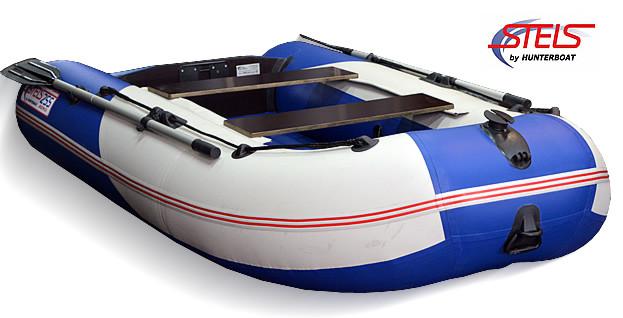 Килевая лодка Хантер СТЕЛС 255 АЭРО